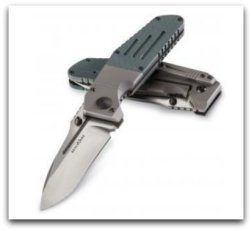 Benchmade 1505-132 M390 Knife