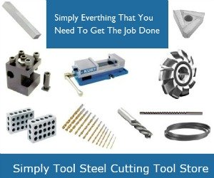 STS cutting tool store