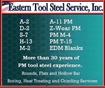 Eastern Tool Steel Service