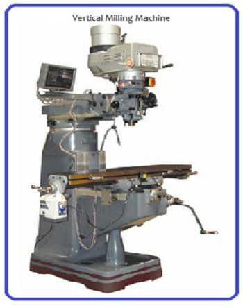 Mill for machining tool steel